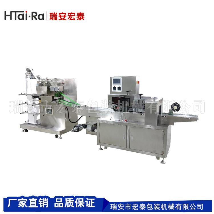 深圳湿巾包装机